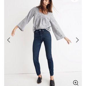 Rivet & Thread x Madewell Slim Straight Jeans